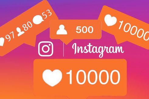 Instagram Sembunyikan Jumlah