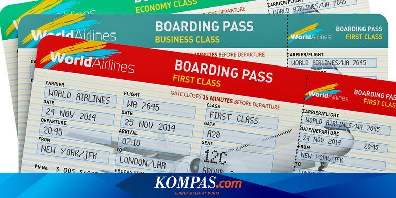 Tiket Pesawat Bandung Medan Dijual Rp 21 Juta Ini 6 Faktanya Halaman All Kompas Com
