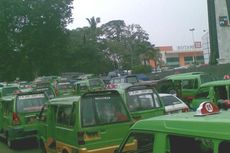 Angkot di Bogor Bakal Dipasangi AC