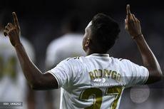 Sempat Terancam ke Tim B, Winger Muda Madrid Ini Justru Bikin Rekor