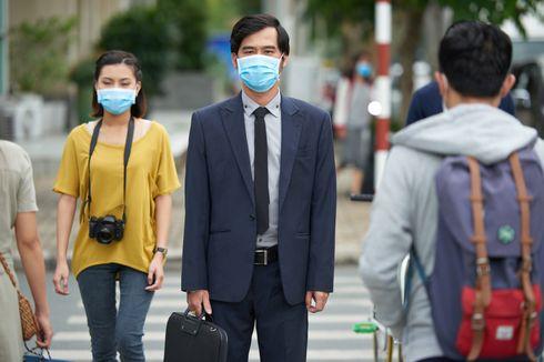 Kualitas Udara Jakarta Siang Ini Tidak Sehat, Depok Lebih Parah
