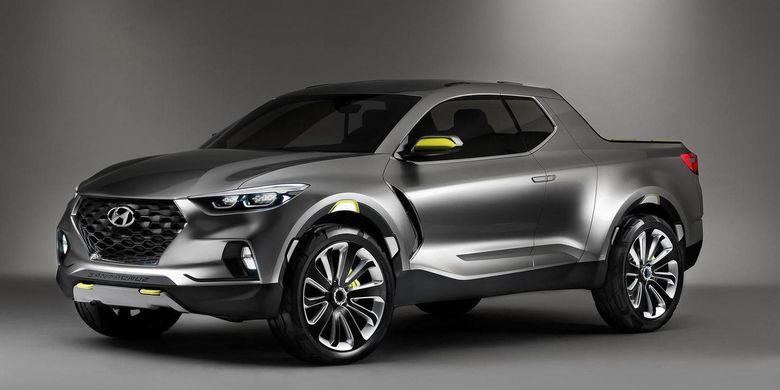Konsep Hyundai Santa Cruz