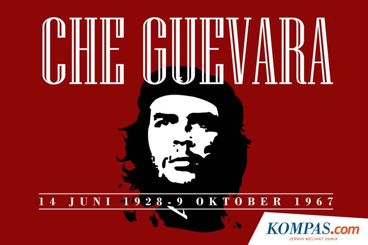Che Guevara, 14 Juni 1928-9 Oktober 1967
