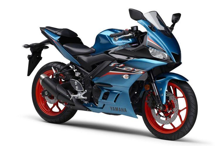 Warna baru Yamaha YZF-R25 2021