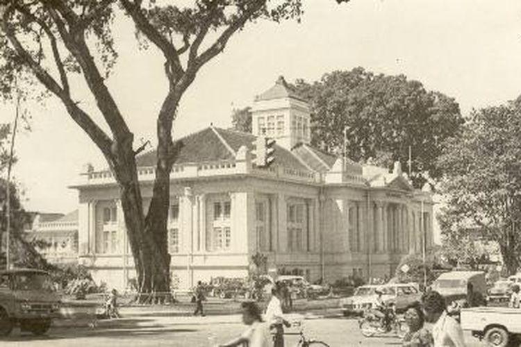 Gedung Javasche Bank di Bandung, Jawa Barat