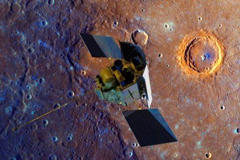 Misi Berakhir, Wahana Antariksa Messenger Tabrak Planet Merkurius