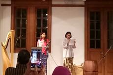 Dian Sastro Bacakan Monolog Cuplikan Film