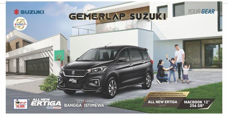 Program Gemerlap Suzuki untuk Suzuki Ertiga