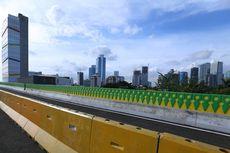 Viral Mobil Lintasi Jalan Layang Khusus Transjakarta, Ini Penjelasannya
