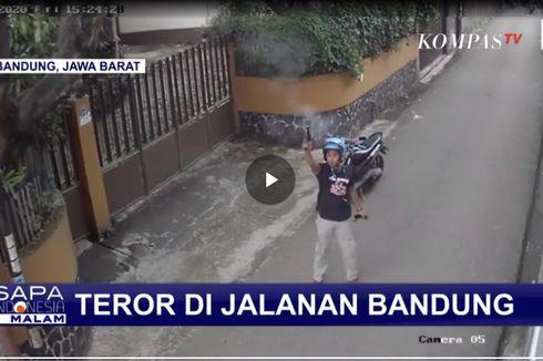 Cerita Bripka Saepudin Lepaskan Tembakan Saat Terjadi Pembacokan Brutal di Bandung