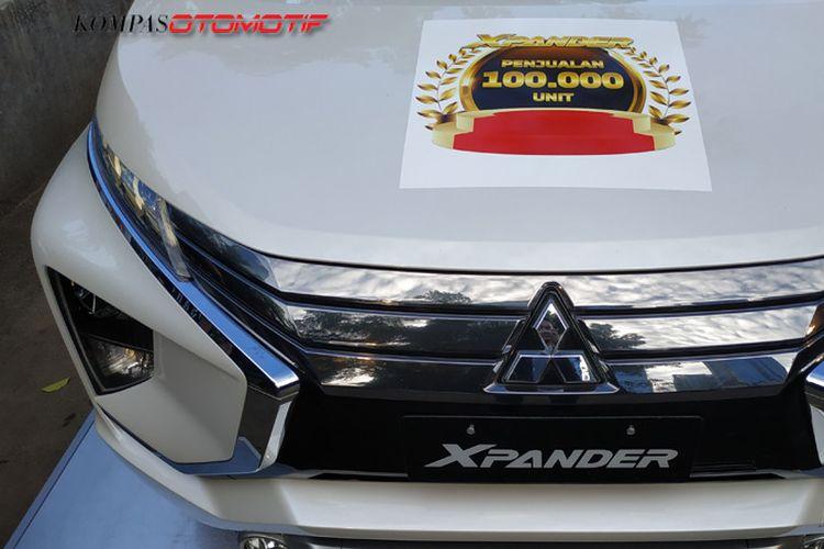 Mitsubishi Xpander 100.000 unit