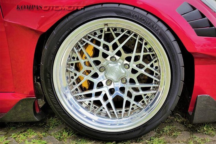 Porsche Cayman 987.2 Karma x CRK Crazy Fast Indonesia