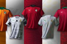 Puma Bikin Jersey Baru 5 Tim Negara Afrika, Mana yang Paling Keren?