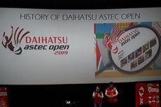 Jakarta Jadi Pilihan Tempat Putaran Final Daihatsu Astec Open 2019