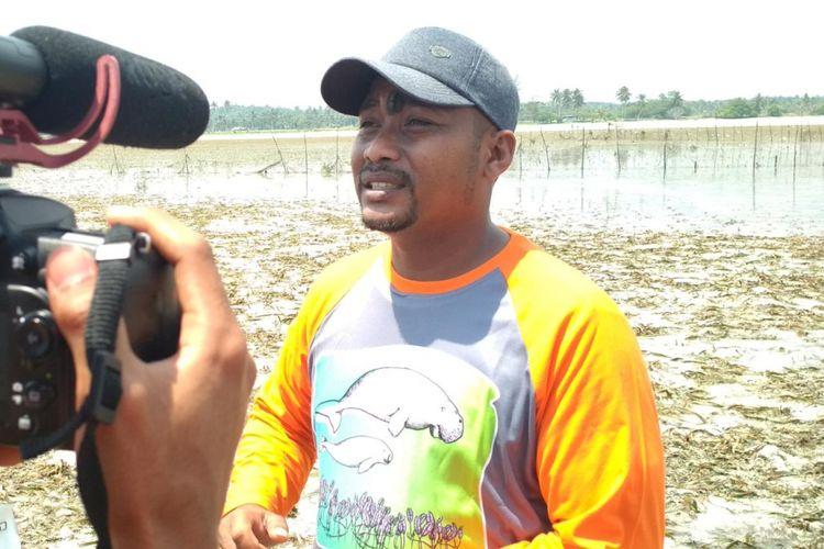 Samsul Hidayat di DPPL Desa Pengudang