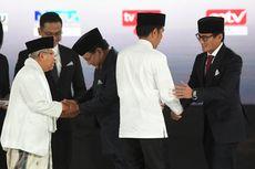 Ketua MPR Ucapkan Selamat untuk Jokowi-Ma'ruf dan Terima Kasih untuk Prabowo-Sandi