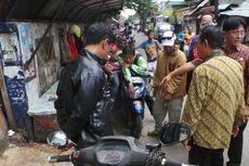 Gedung Baru RS Budi Asih Dianggap Biang Keladi Genangan di Dewi Sartika