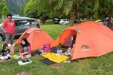 Wisata ke Tawangmangu Wonder Park, Bisa Camping hingga Outbound