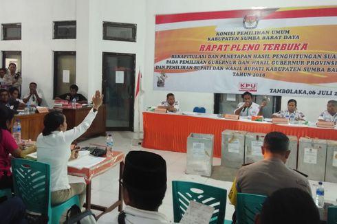 Klaim 20.000 Pendukung Tak Masuk DPT, Saksi Paslon Petahana Lapor Bawaslu