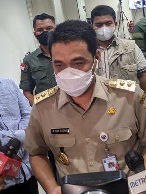 Wakil Gubernur DKI Jakarta Ahmad Riza Patria saat ditemui di Balai Kota DKI Jakarta, Senin (7/6/2021)