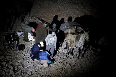 Di Golan, Tentara Israel Bantu Warga Suriah yang Terluka akibat Perang