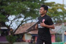Pelatih PSM Sebut Ilham Udin sebagai Pemain Idaman