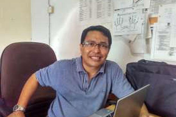 Zainal Bakri, Media Relation ACT Aceh Utara