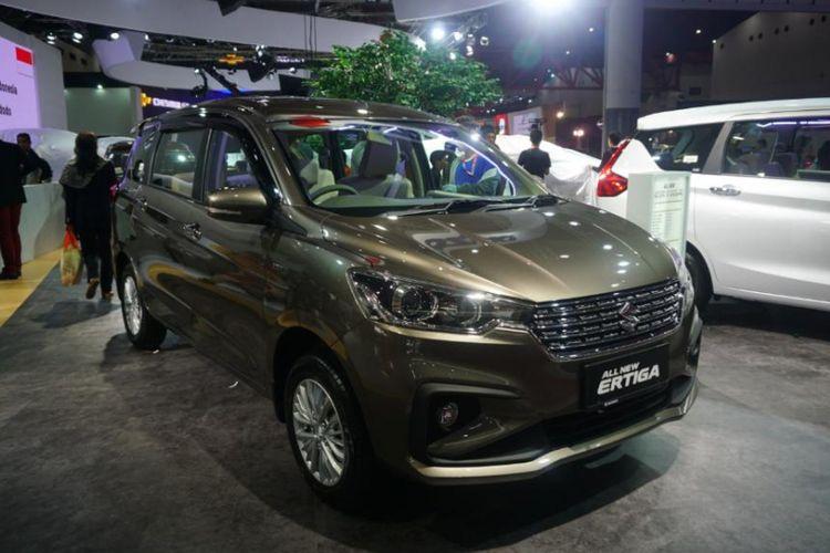 Suzuki All New Ertiga di IIMS 2018