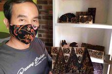 Demi Lestarikan Batik Khas Ambarawa, Mahfud Rela Memulung Bungkus Rokok