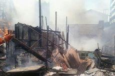 Korban Kebakaran Gajah Mada Histeris Melihat Api