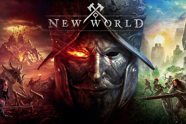 Ilustrasi game New World.