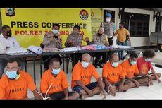6 Orang Jadi Tersangka Makar karena Membentang Bendera Bintang Kejora Saat Demo di Sorong