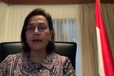 Soal Revisi UU BI, Sri Mulyani: Pemerintah Belum Bahas RUU Inisiatif DPR Itu...