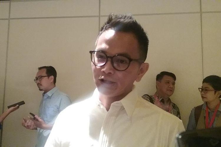 Musisi, komedian, content creator Yosi Mokalu ditemui di sela-sela penutupan program Creators for Change, #1nDONEsia: Cerdas Bermedia Sosial, di Jakarta, Jumat (8/12/2017).