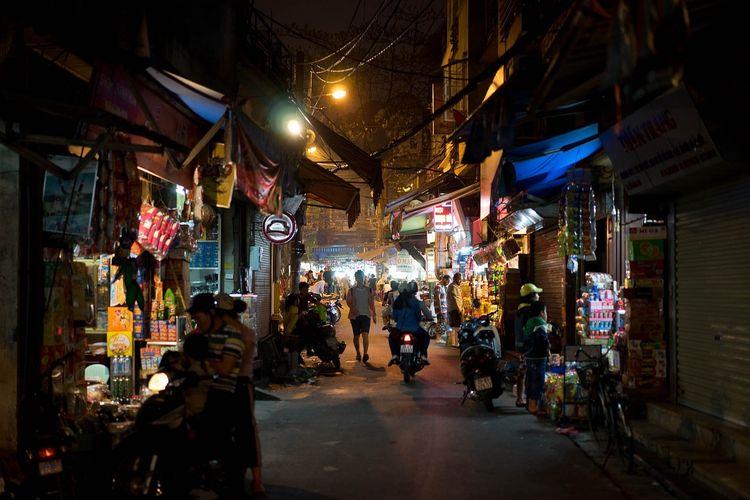 Hanoi, ibukota dari negara Vietnam, masuk ke dalam daftar 10 besar kota termurah untuk backpacker.