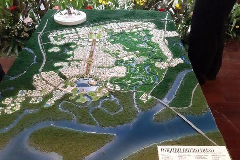 Mei 2020, Rencana Induk Infrastruktur IKN Dipresentasikan di Depan Jokowi