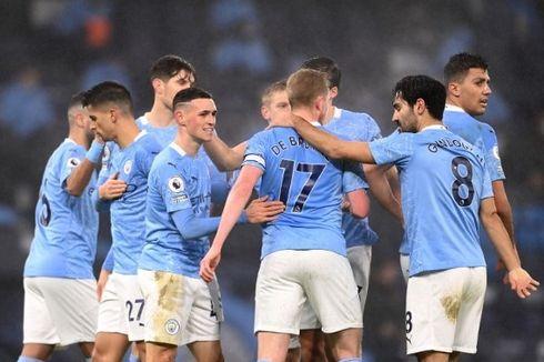 Hasil dan Klasemen Liga Inggris - Liverpool Melorot, Man City Tempel Man United