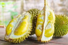 Ilmuwan Singapura Ubah Kulit Durian Jadi Perban Anti-bakteri