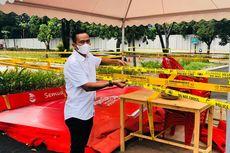 Gara-gara Kerumunan Konser Musik, Manajemen Cibis Park dan Penyelenggara Bazar Didenda Rp 50 Juta