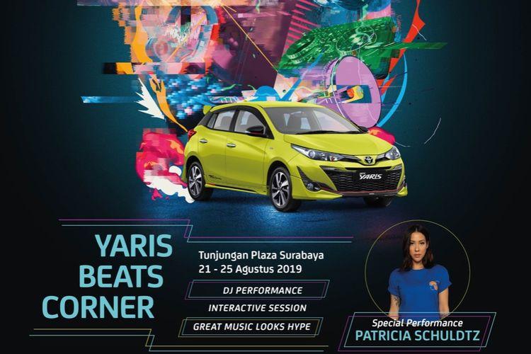 Yaris Beats Corner