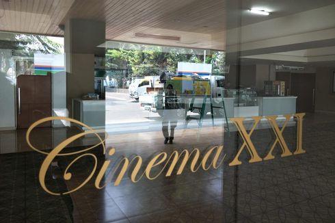 PPKM Diperpanjang hingga 25 April 2021, Cinema XXI Siap Patuhi Aturan