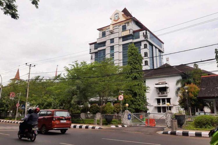 Kantor Balai Kota Makassar