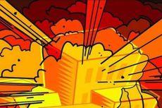 Ledakan di Monas, Korban Dibawa ke RSPAD Gatot Soebroto