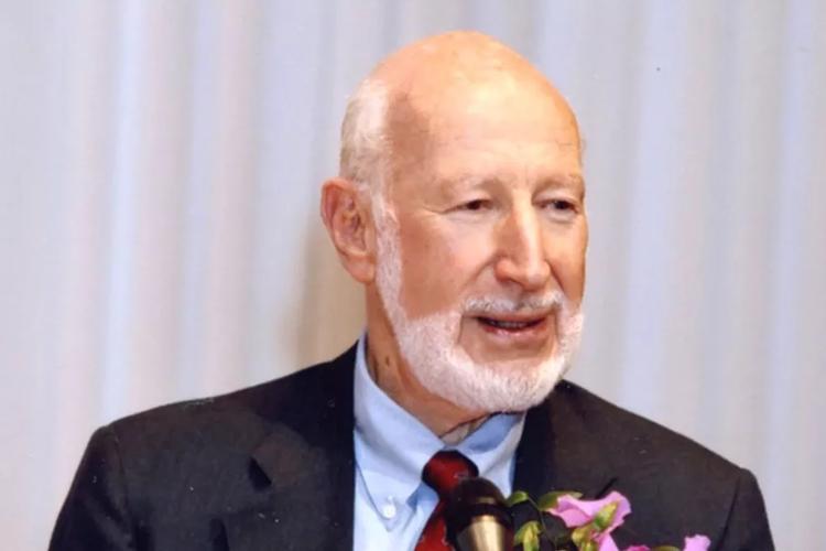 Norman Abramson, pencipta sistem jaringan internet nirkabel atau WiFi.