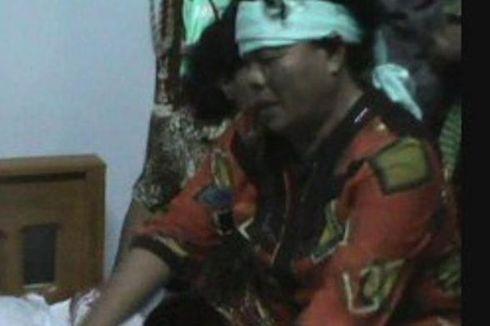 Jasad Polisi Korban Penusukan di Binjai Disambut Histeris