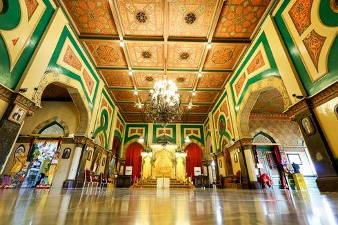 Istana Maimun Segera Dibuka untuk Wisatawan