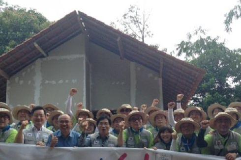 Korea Bangun Rumah Laik Huni di Sentul
