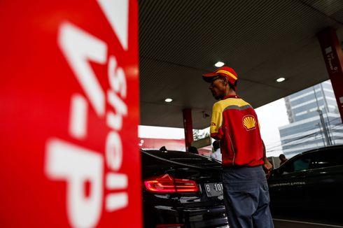 Shell Turunkan Harga BBM, Ini Rinciannya
