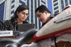 Erick Thohir Disebut Punya Proyek di Garuda, Ini Kata Jubir Kementerian BUMN