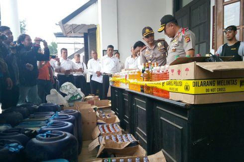 Tiga Pria di Kota Bandung Tewas Seusai Tenggak Miras Oplosan